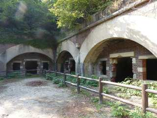 Historical ruins- Weapons and Ammunitions storage
