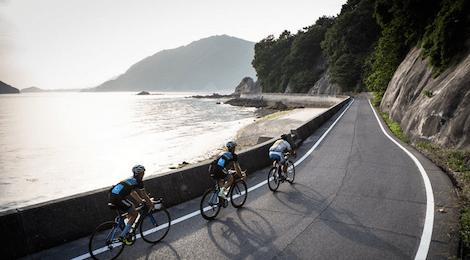 cycle hiroshima