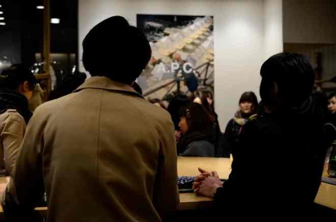 A.P.C. Hiroshima Opening Reception - 02