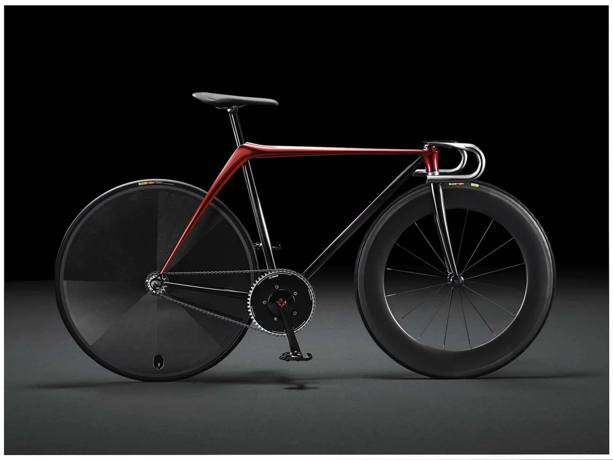 Mazda S Beautiful Concept Bike Gethiroshima