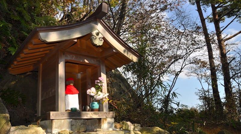 Gokurakuji-yama hike hiroshima japan