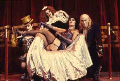 the rocky horror pictre show