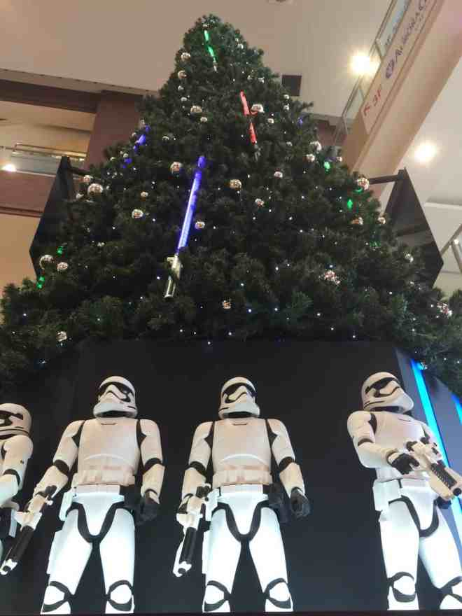 Star Wars Xmas Tree - 3