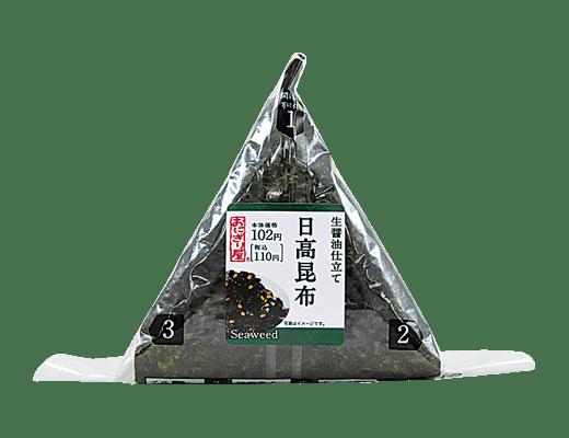 konbu onigiri