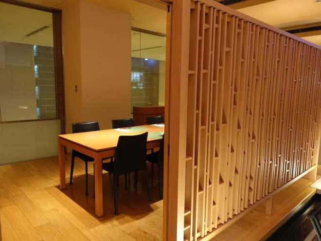 Miyabi-tei private room