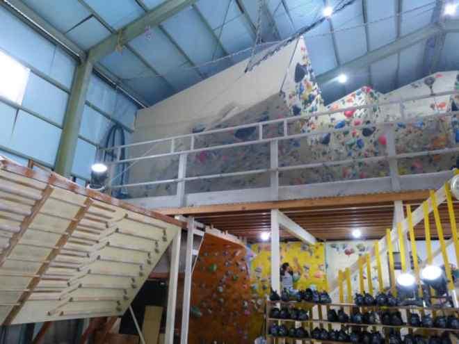 Cero Climbing gym