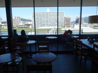 Starbucks Danbara, Hiroshima