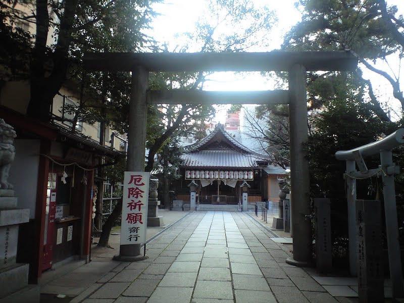 Sorasaya-jinja Shrine, Hiroshima