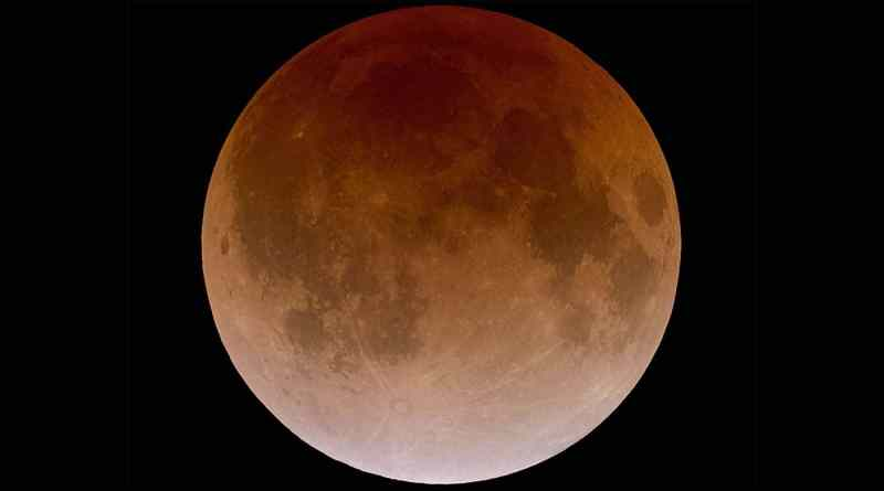 super blood moon eclipse hiroshima