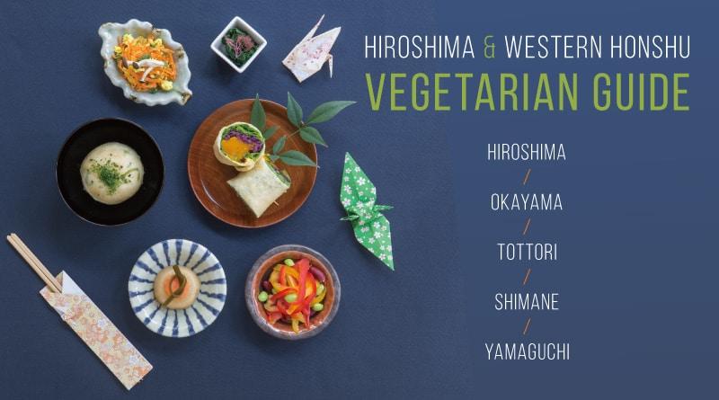 hiroshima western honshu vegetarian guide