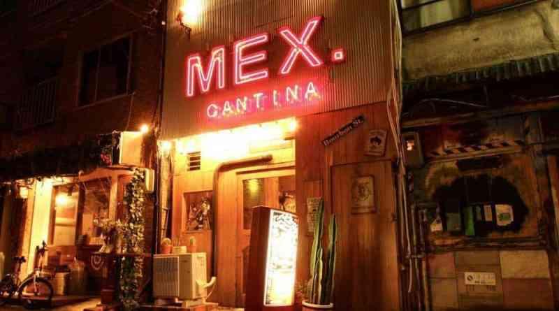 MEX.CANTINA late night bar in Hirohsima