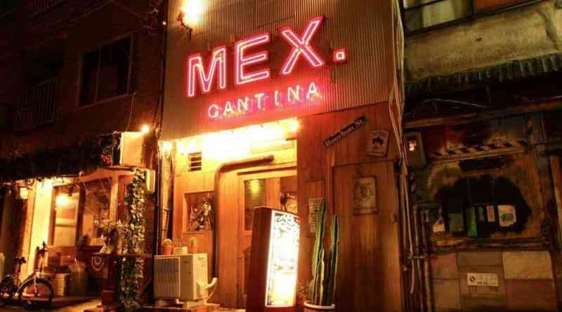 MEX.CANTINA late night bar in Hirohsima