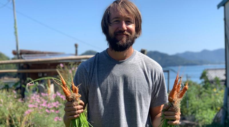 Pitchfork Natural Farms on Mukaishima Island