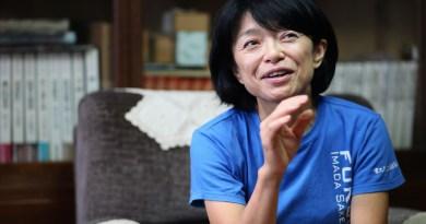 Talking sake with master brewer, Miho Imada