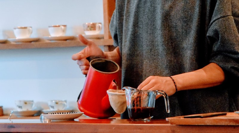 guide to great coffee shops in Matsue Japan