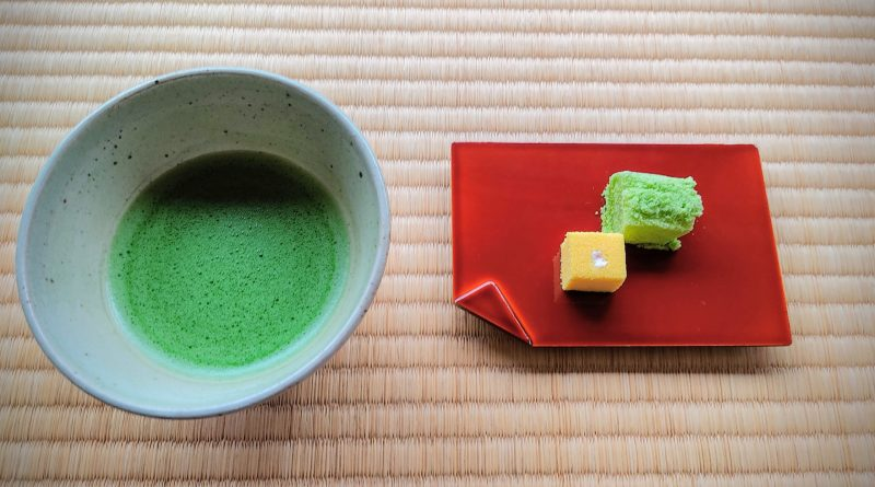 Tea culture for the masses in Matsue