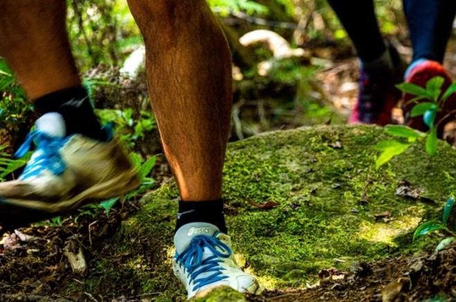 Mihara trail race