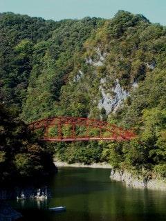 Taishakukyo Gorge
