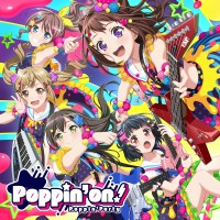 BanG Dream! - Poppin'on! [24bit Lossless + MP3 320 / WEB] [2019.01.30]