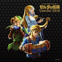Tokyo Philharmonic Orchestra (東京フィルハーモニー交響楽団) - The Legend of Zelda Concert 2018 (ゼルダの伝説 Concert 2018) [FLAC + MP3 320 / CD] [2019.03.06]