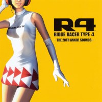 VA - R4 / RIDGE RACER TYPE 4 -THE 20TH ANNIV. SOUNDS- [FLAC / CD] [2019.03.21]