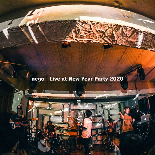 [Album] nego – Live at New Year Party 2020 [FLAC / 24bit Lossless / WEB] [2020.01.25]