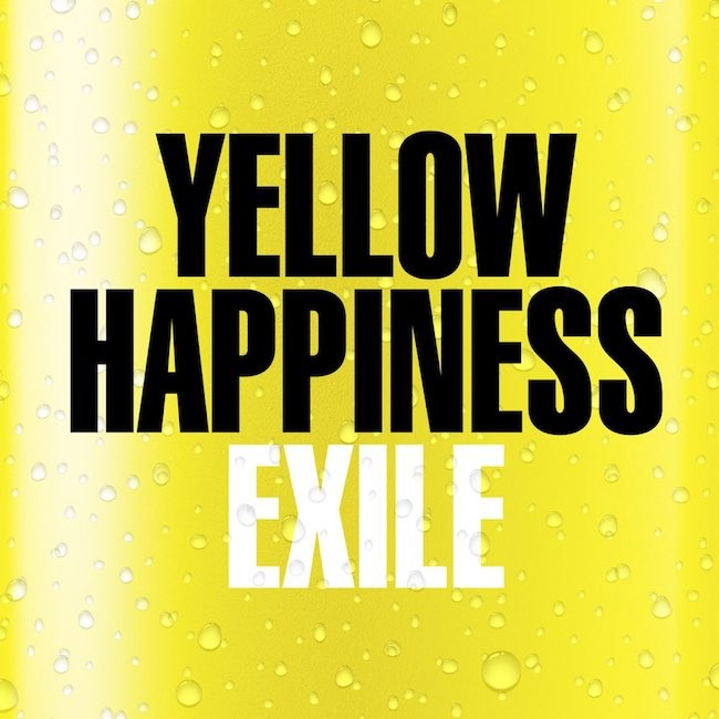 [Single] EXILE – YELLOW HAPPINESS [24bit Lossless + MP3 320 / WEB] [2021.03.24]
