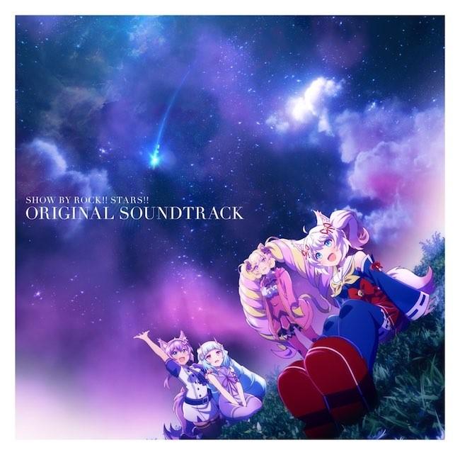 [Album] SHOWBYROCK!!STARS!! – TVアニメ「SHOW BY ROCK!!STARS!!」オリジナルサウンドトラック [MP3 320 / WEB] [2021.03.17]