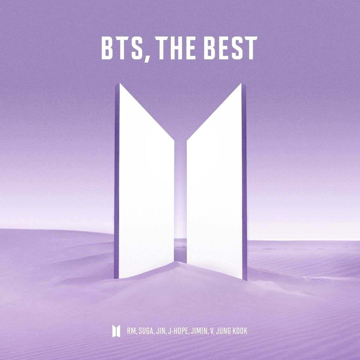 [Album] BTS – BTS, THE BEST [FLAC + MP3 320 / WEB] [2021.06.16]