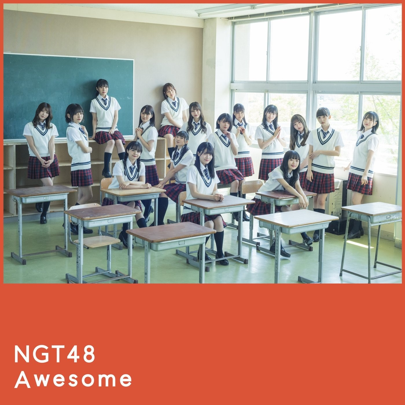[Album] NGT48 – Awesome (Pre-release ver.) [FLAC + MP3 320 / WEB] [2021.06.23]