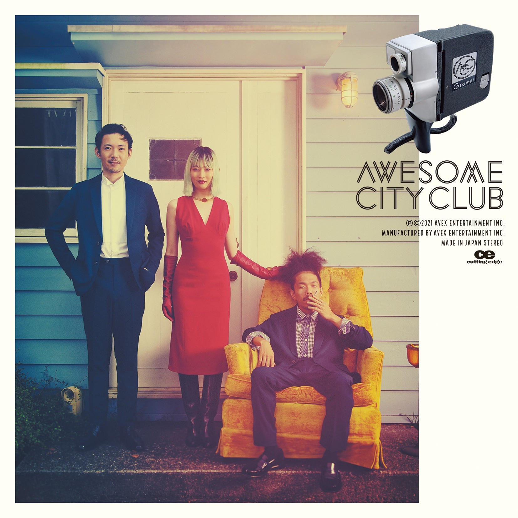 [Single] Awesome City Club – Grower [24bit Lossless + MP3 320 / WEB] [2021.02.10]