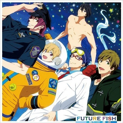 [Single] STYLE FIVE – FUTURE FISH [FLAC / 24bit Lossless / WEB] [2014.08.06]