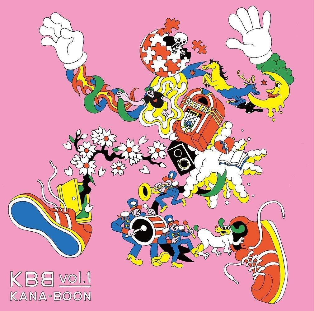 [音楽 – Album] KANA-BOON – KBB vol.1 [FLAC / 24bit Lossless / WEB] [2018.03.14]