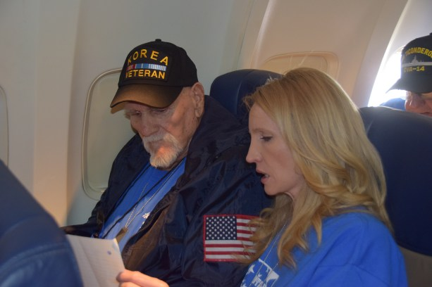Utah Honor Flight Mail Call