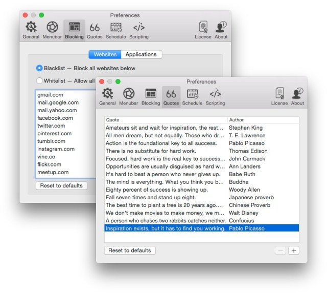 Focus For macOS