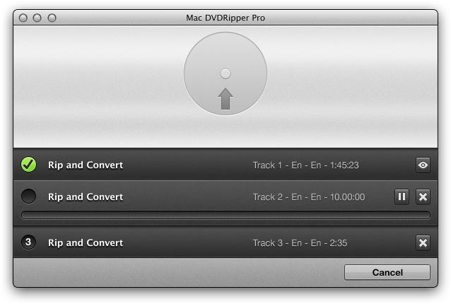 Mac DVDRipper Pro For Mac OS X