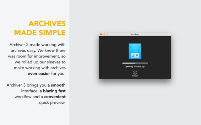 Incredible Bee Archiver For Mac OS X