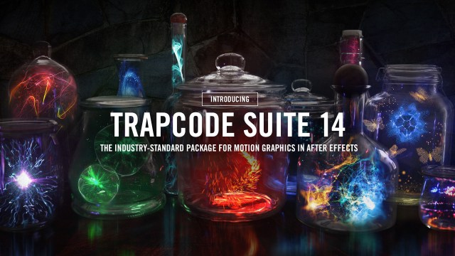 Trapcode Suite For Mac OS