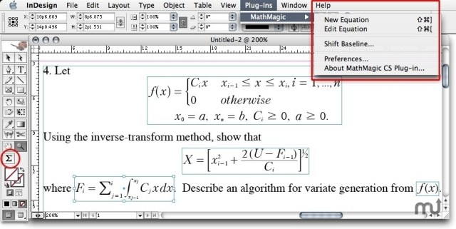 MathMagic Pro MacOS
