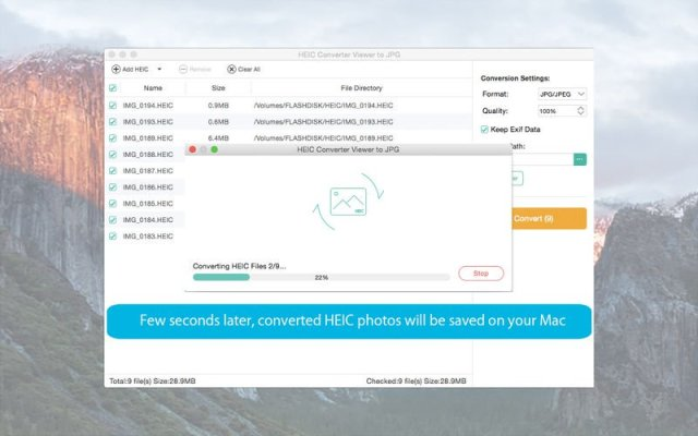 Any HEIC Converter free download mac