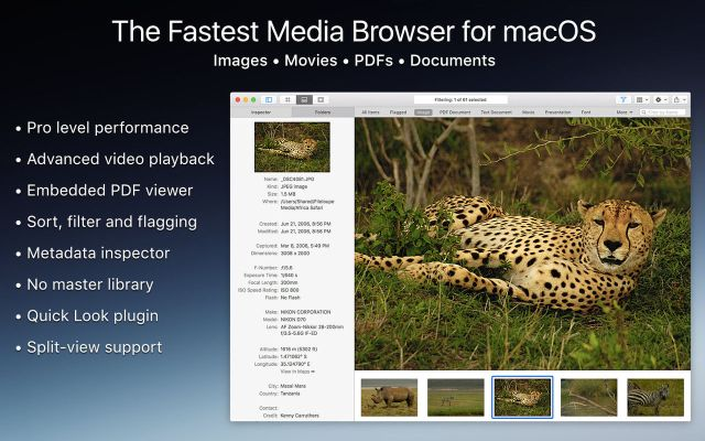 Fileloupe mac