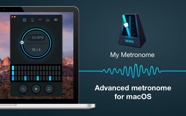 My Metronome mac