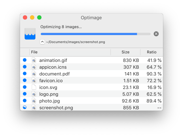 Optimage mac