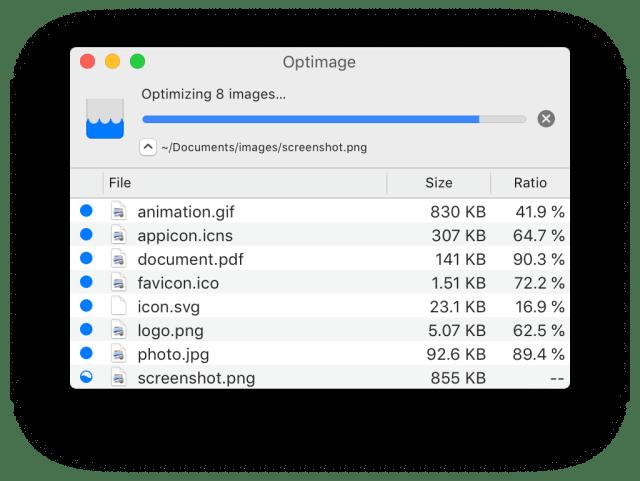Optimage mac