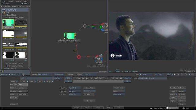 Autodesk Flame mac
