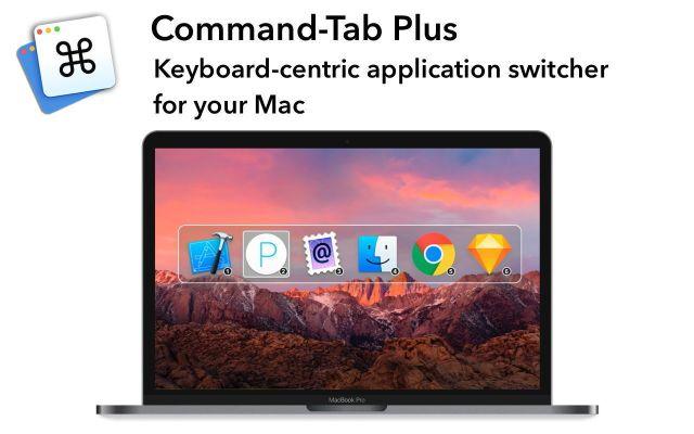 Command-Tab mac