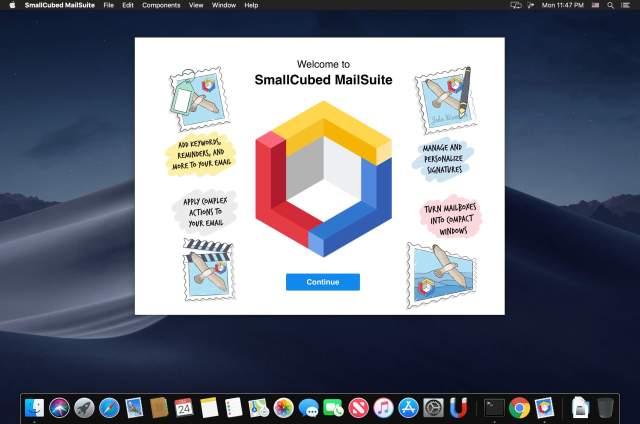 MailSuite mac