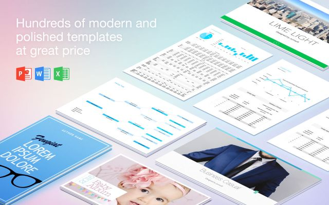 Templates Expert for MS Office mac