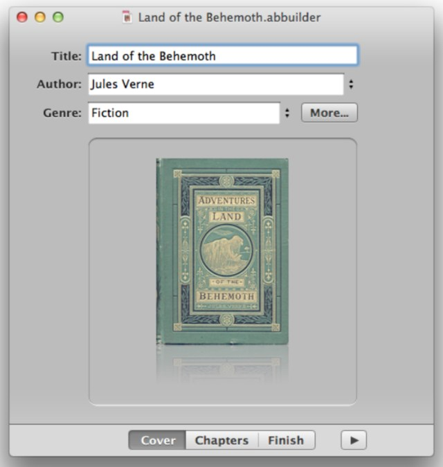 Audiobook Builder mac