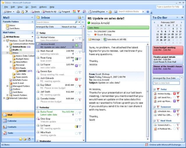 Microsoft Outlook 2019 16 28 Free Download For Mac | GetinMac